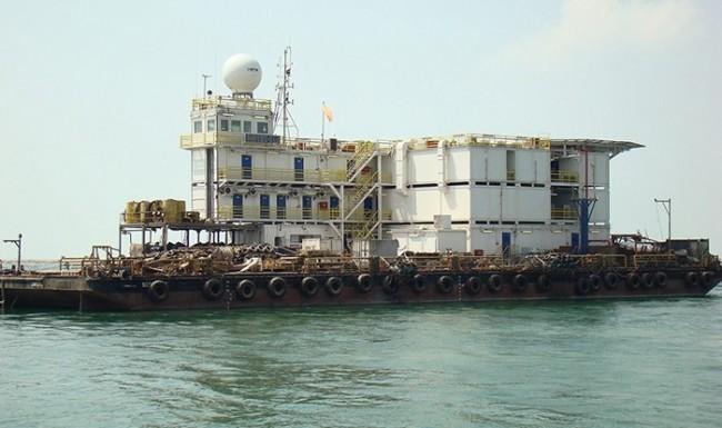 SUBTEC - I Barge Accommodation Upgrade